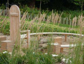 Landscaping for children