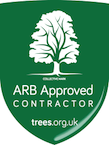 ARB Approved contractor logo