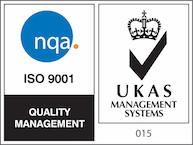 nqa 9001 ukas logo