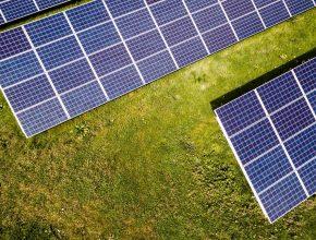 Solar park grounds maintenance
