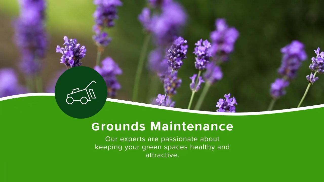 Glendale Grounds Maintenance - Leading a Greener Future
